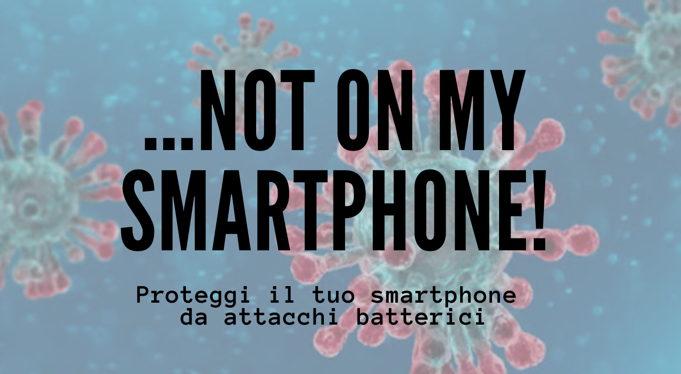 ..NOT ON MY SMARTPHONE!!