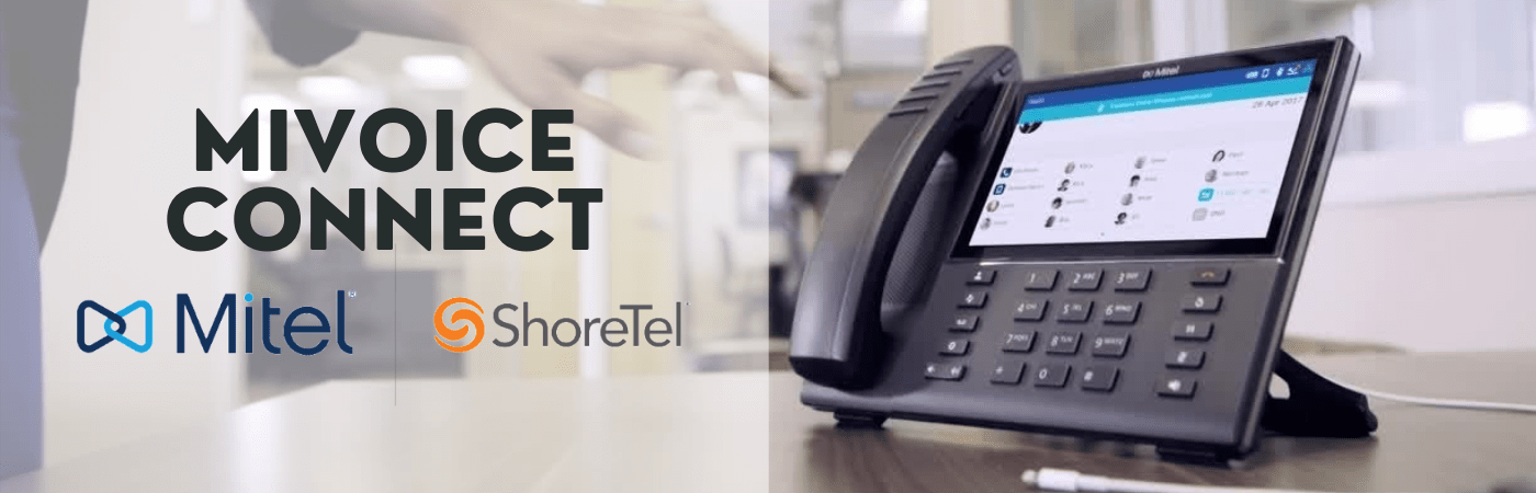 MiVoice Connect Mitel-Shoretel
